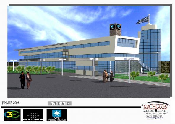Tanger - Futur grand port de l'Afrique - Page 6 1193320065ADMINISTRATION